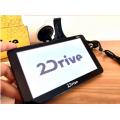 "Sistem de navigatie GPS 2Drive GPSM10P, diagonala 7"", 8 GB, 4 versiuni program camion / auto harti Full Europa"