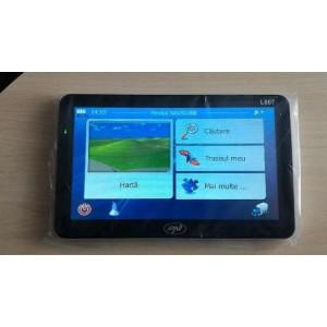 "Sistem de navigatie PNI L807, diagonala 7.0"", 8GB, FM transmitter, FM transmitter, UPDATE GRATUIT pe zadi.ro"