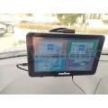 "Sistem de navigatie Smailo HD 7"", diagonala 7"", 8 GB, 4 versiuni programe navigatie tir, auto -  harti Full Europa"