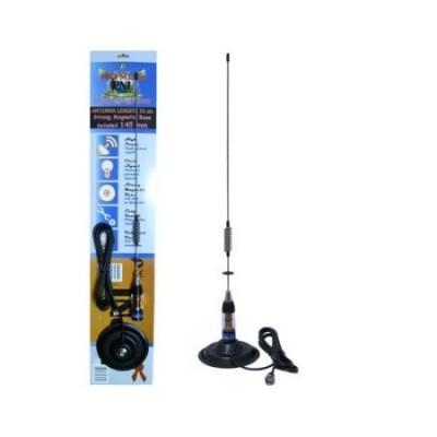 Antena statie radio CB PNI ML70, 70cm, Magnet 145 mm