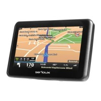 "Sistem GPS Serioux Urban Pilot UPQ430, diagonala 4.3"", harti full Europa  auto , tir"